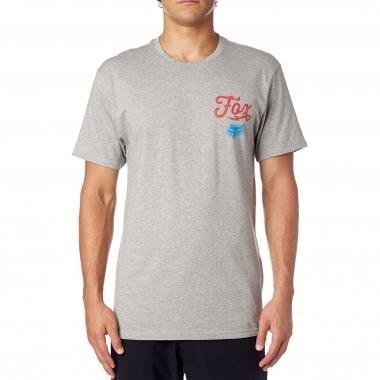 T-Shirt FOX DIRTQUAKE Cinzento 2016