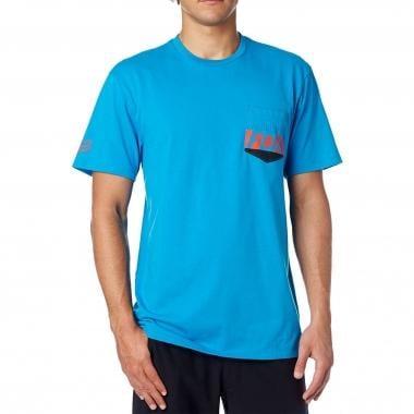 Camiseta FOX LIBRA POCKET Azul 2016