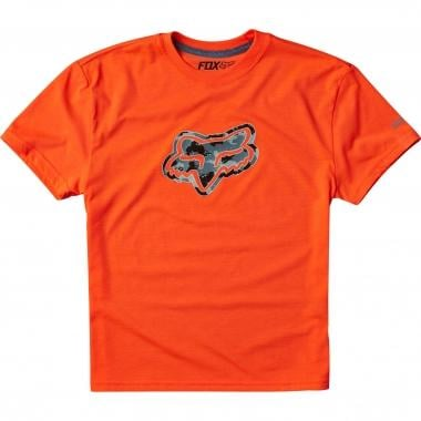 T-Shirt FOX QUALIFIER Junior Orange 2016