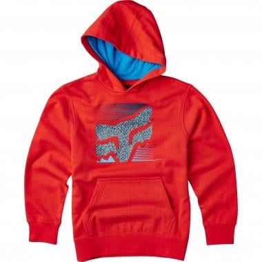 Sweat à Capuche FOX HOME BOUND Junior Rouge 2016