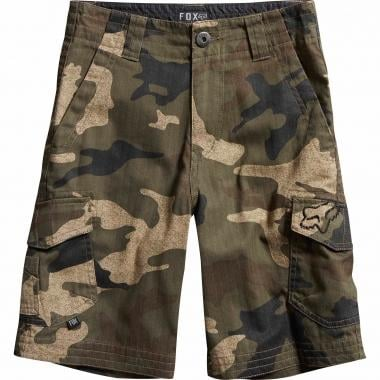 Short FOX SLAMBOZO Junior Vert/Camo 2016