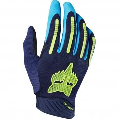 Guantes FOX DEMO AIR Azul marino 2016