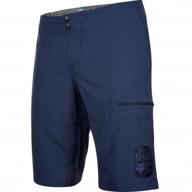 Pantaloni Corti FOX INDICATOR Blu Marino