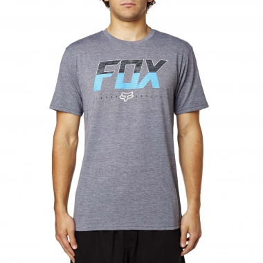 T-shirt FOX KATCH TECH Gris 2016