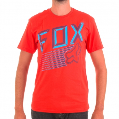 Camiseta FOX EFFICIENCY Rojo 2016