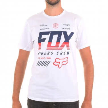 Camiseta FOX ESCAPED Blanco 2016