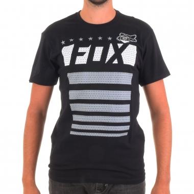 Camiseta FOX RED WHITE AND TRUE Negro 2016