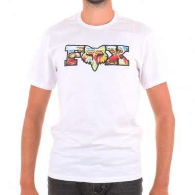 Camiseta FOX PREFILTER Blanco 2016