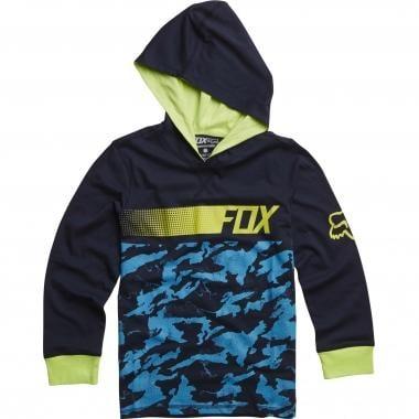 Sweat com Capuz FOX FRONTENAC Junior Azul 2016