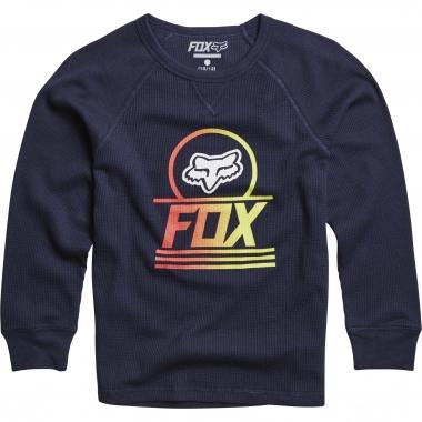 Felpa FOX KANOPOLIS THERMAL Junior Blu 2016