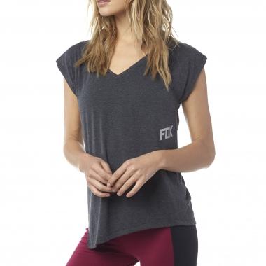 Camiseta FOX ASPIRE Mujer Gris 2016