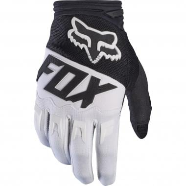 Gants FOX DIRTPAW RACE Noir/Blanc