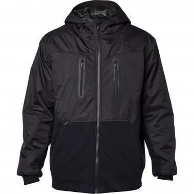 Veste FOX BARGE SASQUATCH ZIP Noir 2016