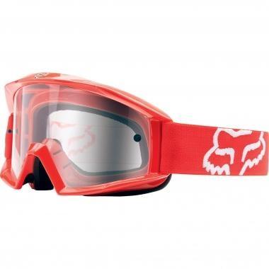 Gafas máscara FOX MAIN Rojo 2016