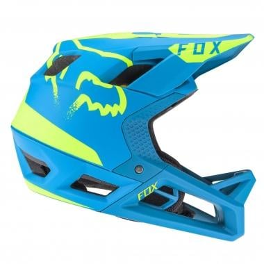 Casque FOX PROFRAME MOTH MIPS Turquoise 2017