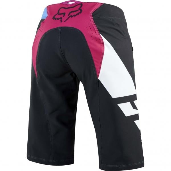 a976adb18 FOX FLEXAIR SECA Women s Shorts Black Pink 2017 - Probikeshop