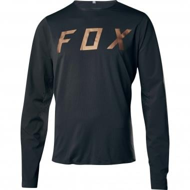 Maillot FOX ATTACK PRO Manches Longues Noir 2017