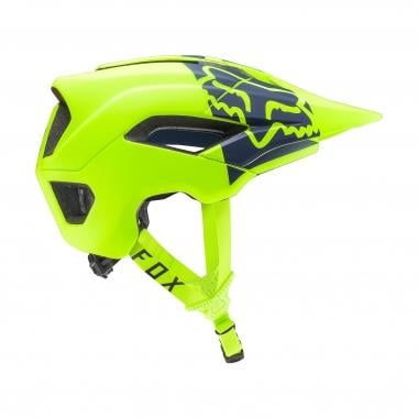 Casco FOX METAH THRESH Amarillo fluorescente 2017