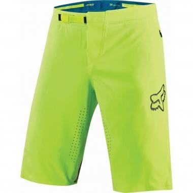 Short FOX ATTACK Jaune Fluo 2017