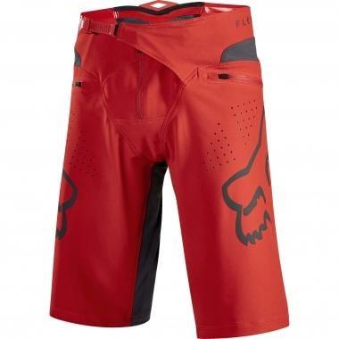 Pantaloni Corti FOX FLEXAIR Rosso 2017