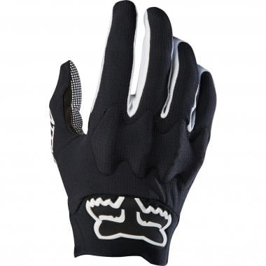Guantes FOX ATTACK Negro/Blanco D30 2017