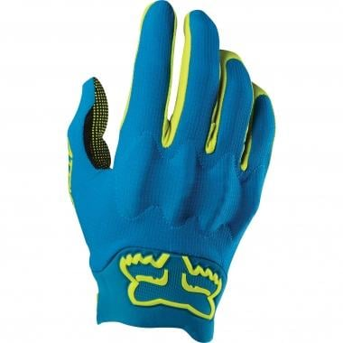 Guantes FOX ATTACK Azul D30 2017