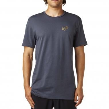 T-Shirt FOX OBSERVED Gris Foncé 2017