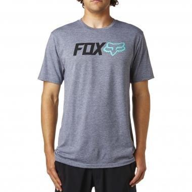 T-Shirt FOX OBSESSED TECH Gris Clair 2017