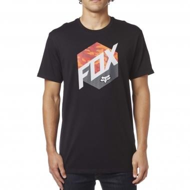 Camiseta FOX KASTED Negro 2017