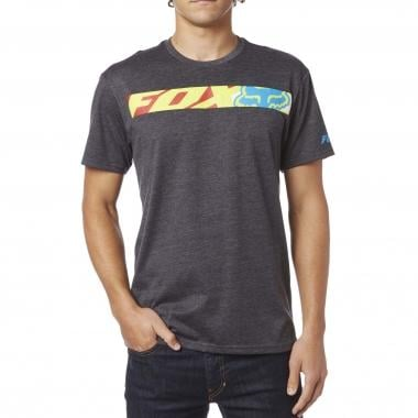 T-Shirt FOX TRANSPORT RACE Gris 2017