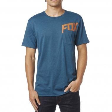 T-Shirt FOX WOUND OUT Bleu 2017