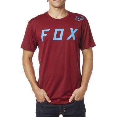 Camiseta FOX MOTH Rojo 2017