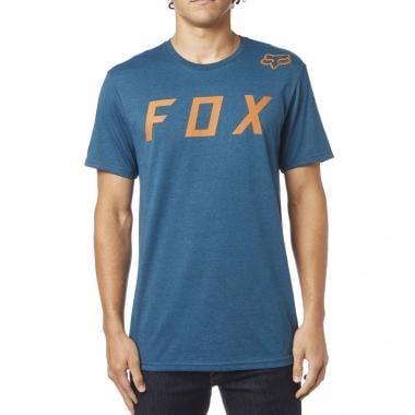 T-Shirt FOX MOTH Bleu 2017