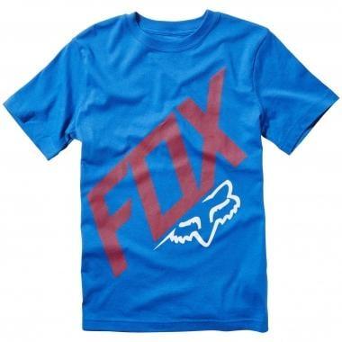 Camiseta FOX CLOSED CIRCUIT Junior Azul 2017