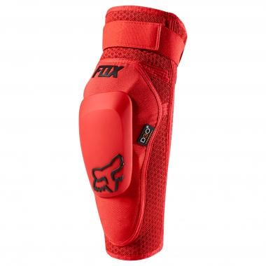 Coudières FOX LAUNCH PRO D3O Rouge