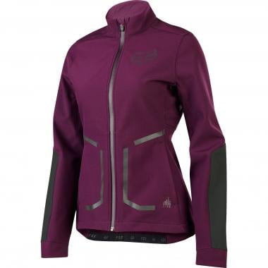 Veste FOX ATTACK FIRE SOFTSHELL Femme Violet