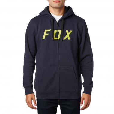 Sweat à Capuche FOX DISTRICT 2 ZIP Bleu