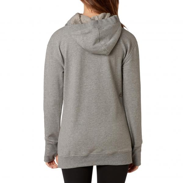 Gris Sudadera Fox Probikeshop Eager Mujer 2017 fY67gby