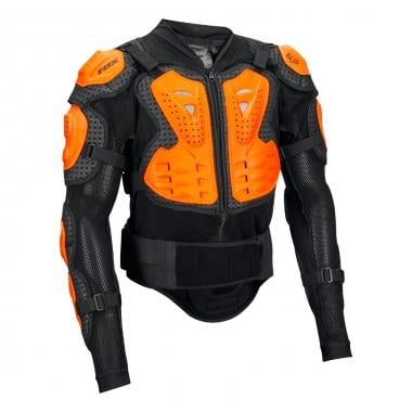 Gilet de Protection FOX TITAN SPORT Noir/Orange