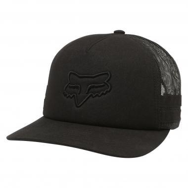 Casquette FOX HEAD TRIK TRUCKER Noir 2020