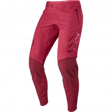 Pantalon FOX DEFEND KEVLAR Rouge 2019
