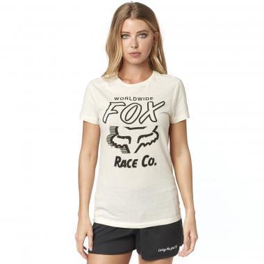 T-Shirt FOX WORLDWIDE Femme Beige 2019