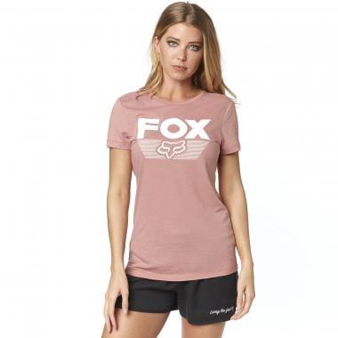 T-Shirt FOX ASCOT Femme Rose 2019