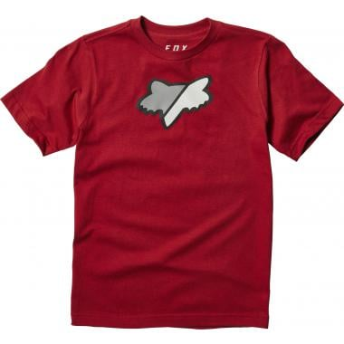 T-Shirt FOX SLASHER Junior Vermelho 2019 f502f9e0b2a