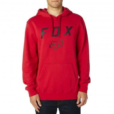 Sweat à Capuche FOX LEGACY MOTH PO Rouge 2019