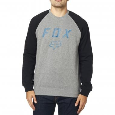 Sweat FOX LEGACY CREW Noir/Gris