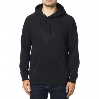 Sweat à Capuche FOX REFRACT DWR Noir 2020