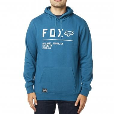 Sweat à Capuche FOX NON STOP PO Bleu 2019