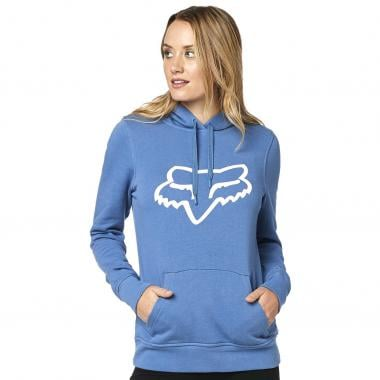 Sweat à Capuche FOX CENTERED PO Femme Bleu 2019