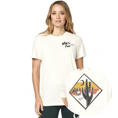 T-Shirt FOX MOJAVE Femme Beige 2019